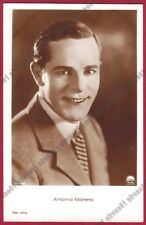 ANTONIO MORENO 05a ATTORE ACTOR CINEMA MUTO SILENT MOVIE STAR Cartolina REAL PH.