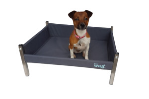 Henry Wag Elevated Dog Bed, Small - Extra Large, Elevated Dog Bed, Free P&P