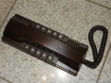 STR Elektronik Haustelefon HT 2006 R B Braun mit Summer und 10 Tasten Neu