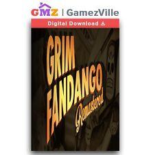 Grim Fandango Remastered Steam Key PC Game Digital Download Code [EU/US/MULTI]