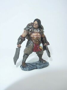 Painted D&D Barbarian fantasy Frostgrave