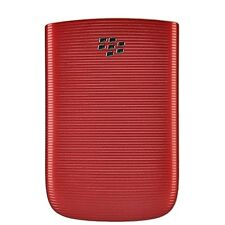 BLACKBERRY TORCH 9800 9810 OEM RED BATTERY DOOR STANDARD REPLACEMENT BACK COVER