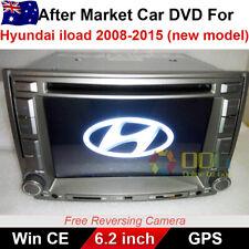 "6.2"" Car DVD GPS Navi Head Unit Stereo For Hyundai iload 2008-2015"