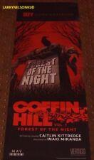 COFFIN HILL POSTER DC COMICS VERTIGO DEFY SUPERSTITION FOREST OF THE NIGHT CROW