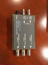 AJA D5CE SDI to Component/Composite Analog Video Decoder  (No Power Supply)