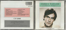 JAMES TAYLOR / CLASSIC SONGS (Greatest Hits) 1987 CD ALBUM  (CBS / WEA)