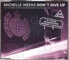Michelle Weeks - Don't Give Up - CDM - 1997 - House 8TR Full Ace Music France