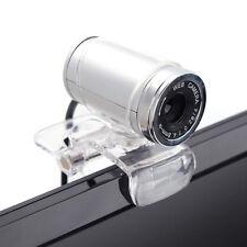 USB 12.0MP HD Kamera Netz Cam mit MIC Clip-on 360 ° für Skype Computer PC Weiß