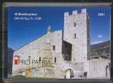 Schweiz MiNr. MH 0-121 **, Pro Juventute 2001