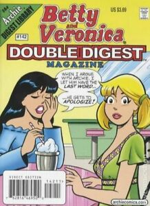 Betty and Veronica Double Digest #142 FN 2006 Stock Image