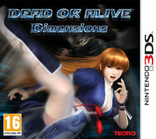 Dead Or Alive DOA Dimensions Nintendo 3DS IT IMPORT NINTENDO