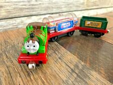Thomas & Friends Percy's Sweet Special Chocolate Car Diecast Train Caboose