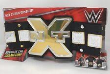 Mattel WWE Wrestling 2016 NXT Championship Title Belt Replica