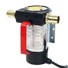 12V 10.5GPM Fuel Oil Transfer Pump Diesel Biodiesel Kerosene Pump Self priming