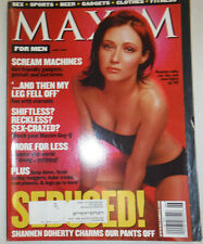 Maxim Magazine Shannen Doherty June 1999 041415R
