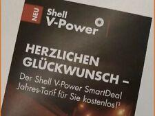 V-Power Smartdeal Shell Aktionscode Gutschein Smart Deal Diesel Benzin Ultimate