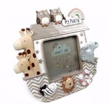 Noah's Ark Resin Baby Colourful Photo Frame New Boxed CG1249