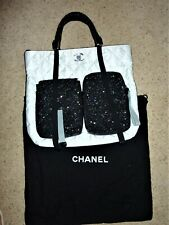 Chanel silky handbag new