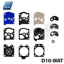 Original Walbro D10-WAT Vergaser Reparatur Satz WA WT Membrane Dichtung D1