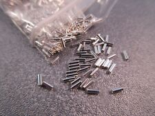 Sterling Silver Tube Seamless Bead Spacer 3x1mm 30pcs