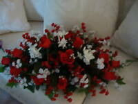 Silk Wedding Centerpiece Made In Your Colors $75.00 Each