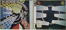 SUICIDE ROMEO - IMAGES - LP 1980 RARE ORIGINAL FRENCH new wave dark EX+/EX++ KBD