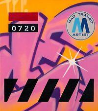 SEEN - graffiti signé sur toile -cope2/futura/taki/quik/dondi/rd357/crash/duster