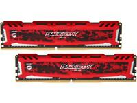 Ballistix Sport LT 32GB (2 x 16GB) 288-Pin DDR4 SDRAM DDR4 3000 (PC4 24000) Desk