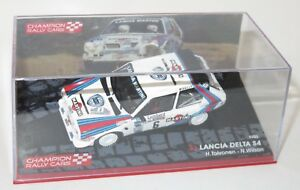 1/43 Lancia Delta S4  Martini Racing  Lombard RAC Rally 1985  H.Toivonen