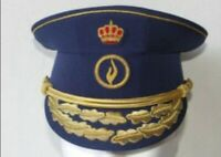 Belgium fedrel police commissioner's Hat all sizes