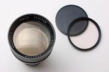 Tele Vivitar 200mm f3.5 Telephoto Lens Caps & Filter M42 NEX Micro 4/3 (#1886)