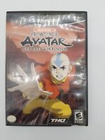 Avatar: The Last Airbender (Nintendo GameCube, 2006) No Manual Tested Working