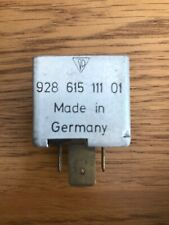 PORSCHE 944 IGNITION RELAY 92861511101