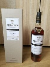 Macallan exceptional Single Cask 2017 n. 13, 60%