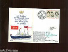 Rn series 4 # 20 - 60th Birthday Of Her Majesty The Queen- Lord High Admiral