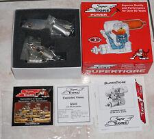 SUPER TIGRE ENGINE GS-45 abc R//C NIB