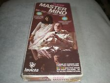 VINTAGE RETRO 1972 INVICTA SUPER MASTERMIND BOARD GAME COMPLETE
