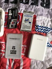 Polaroid ZIP White Digital Photo Inkjet Printer