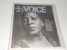 The Village Voice Soul Survivor Sharon Jones And The Dap Kings, Ted Nugent 2013