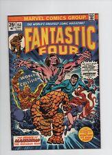 Fantastic Four #153 - The Menace of Mahkizmo The Nuclear Man! - 1974 (Grade 6.0)