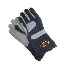 X-Line Childrens Black XX Small Kart Gloves Clearance Racewear