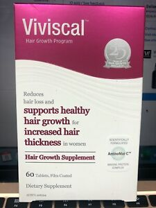 1 x Viviscal Women's Hair Growth Supplement 60 ( FAST POSTAGE)