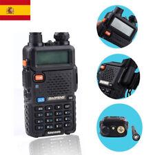Baofeng Black UV-5R Dual-Band 136-174/400-520 MHz FM Ham Two-way Radio in spain