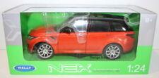 Modellini statici di auto , furgoni e camion WELLY Range Rover Scala 1:24