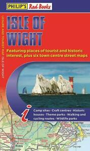 Philip's Red Books Isle of Wight: Leisure and Tourist Map by Philip's Maps