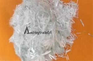 Fibers for concrete cement countertops, Glass Fiber GFRC Chopped Strands 1 LB