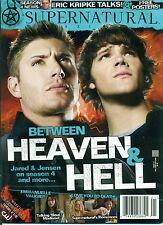 NEW Supernatural Magazine Issue #7 Dec 2008 / Jan 2009 Between Heaven & Hell
