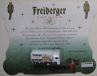Freiberger Premium Pils - Truck-Nr. 5 A - MAN F90 LKW SoloTruck - KW 30 €