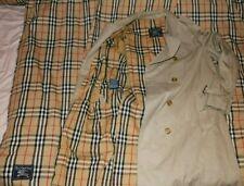 Burberry fabric / material 100% GENUINE MAC TRENCH COAT NOVA 60CM X 100CM #25
