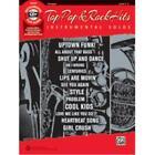 Alfred 00-45107 Top Pop  Rock Hits Instrumental Solos - Book  CD